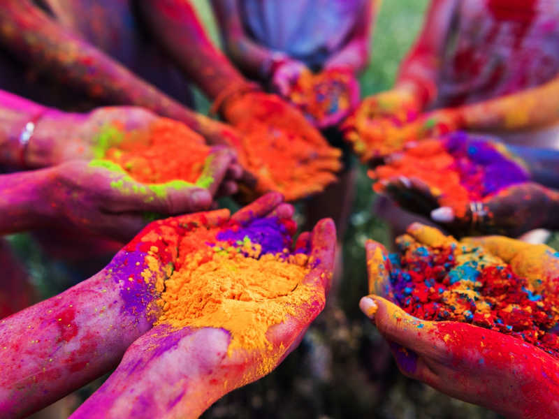 Join us for the Holi Festival at Gujarati Samaj of North East Florida (GSNEF)